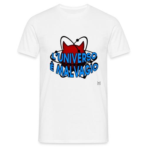 L'universo è malvagio - Maglietta da uomo