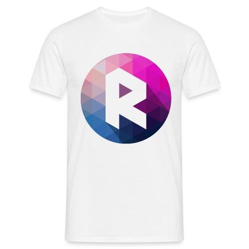 radiant logo - Men's T-Shirt
