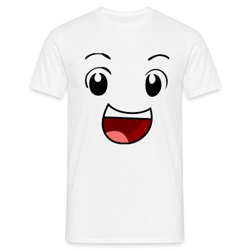 Boyga SMIL - T-skjorte for menn
