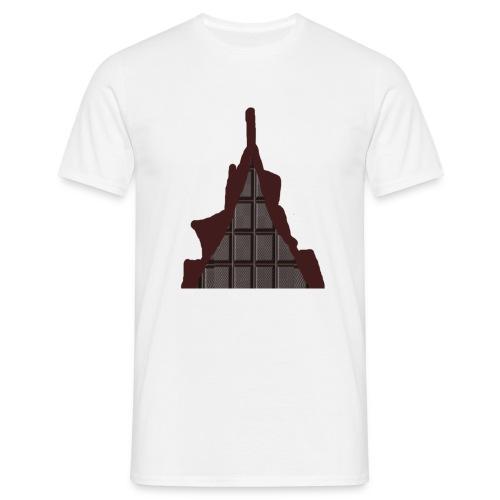 Vraiment, tablette de chocolat ! - T-shirt Homme