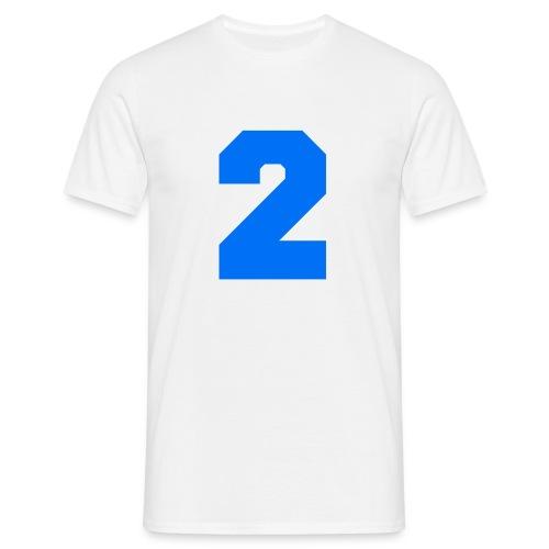 #2 HOODIE - Men's T-Shirt
