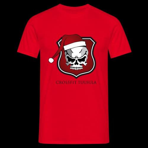 CrossFit Tuusula Xmas - Miesten t-paita