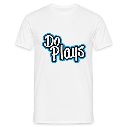 Mannen Baseball   Doplays - Mannen T-shirt