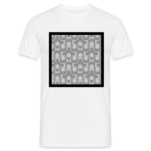 70th telly T-shirt V-Ausschnitt - Männer T-Shirt
