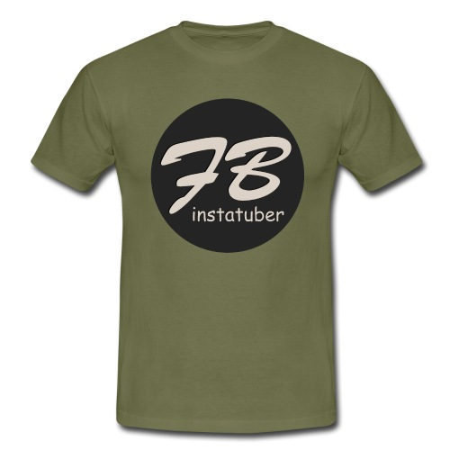 TSHIRT-INSTAGRAM - Mannen T-shirt