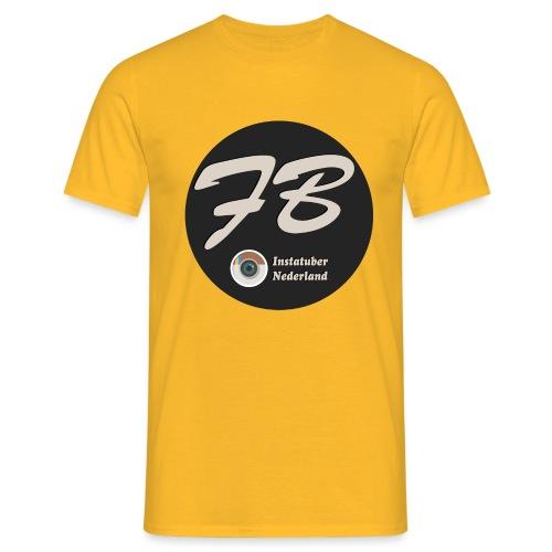 TSHIRT-INSTATUBER-NEDERLAND - Mannen T-shirt
