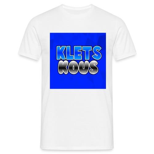 Kletskous Muismat - Mannen T-shirt