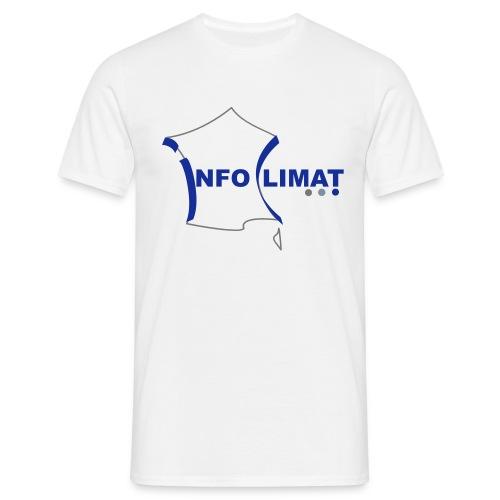 logo simplifié - T-shirt Homme