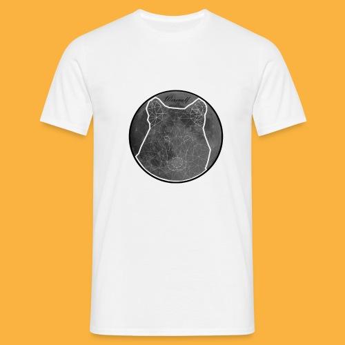 werewolfgrey - Männer T-Shirt