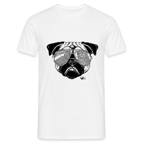 Lex à Lunettes - T-shirt Homme