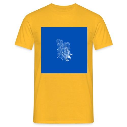 Windy Wings Blue - Men's T-Shirt