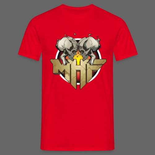 new mhf logo - Men's T-Shirt
