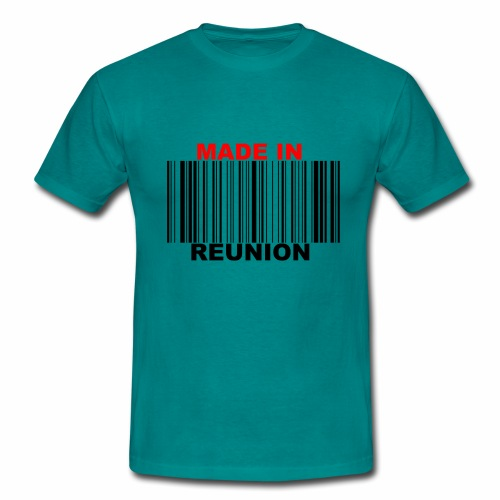 MADE IN REUNION - T-shirt Homme