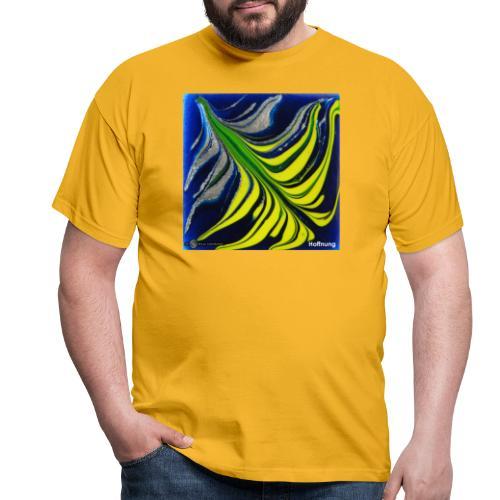 TIAN GREEN Mosaik DK037 - Hoffnung - Männer T-Shirt