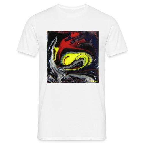 TIAN GREEN Mosaik DK039 - Beauty - Männer T-Shirt
