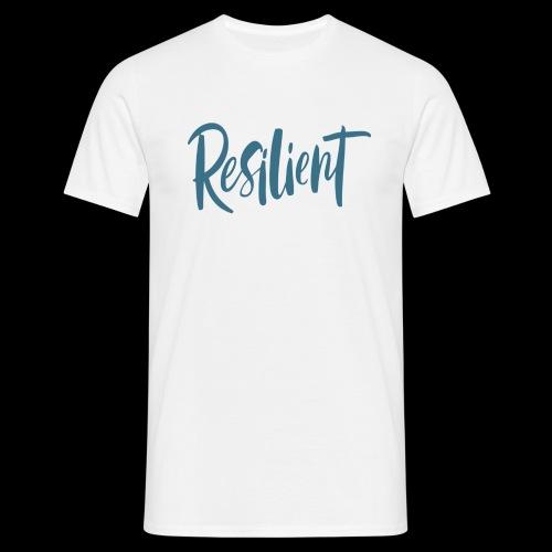 Resilient - Men's T-Shirt