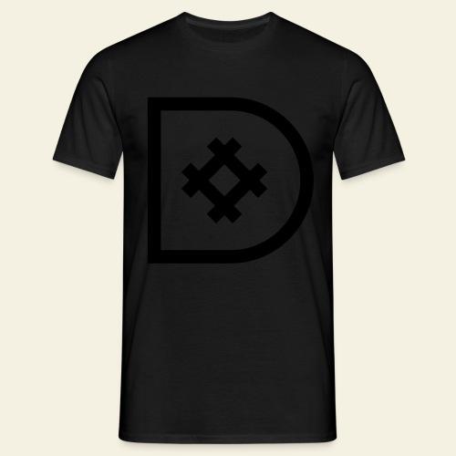 Icona de #ildazioètratto - Maglietta da uomo