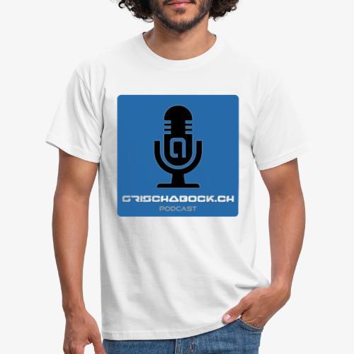 Grischabock Podcast - Männer T-Shirt