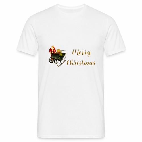 Merry Christmas - T-shirt Homme