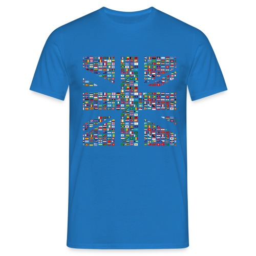 The Union Hack - Men's T-Shirt
