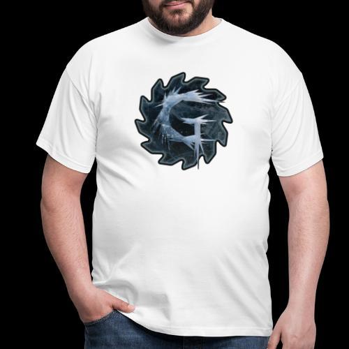 Glimmer logo 2019 v2 - T-skjorte for menn