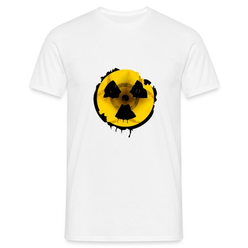 Radioaktives Shirt - Männer T-Shirt