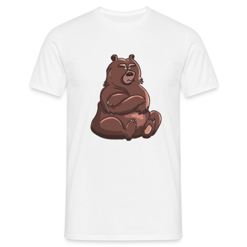 Nein, so nicht! - Männer T-Shirt