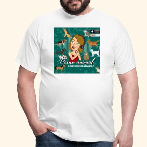reino animal 01 - Camiseta hombre