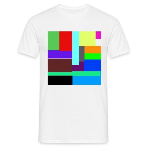 COLOR MIX - Maglietta da uomo