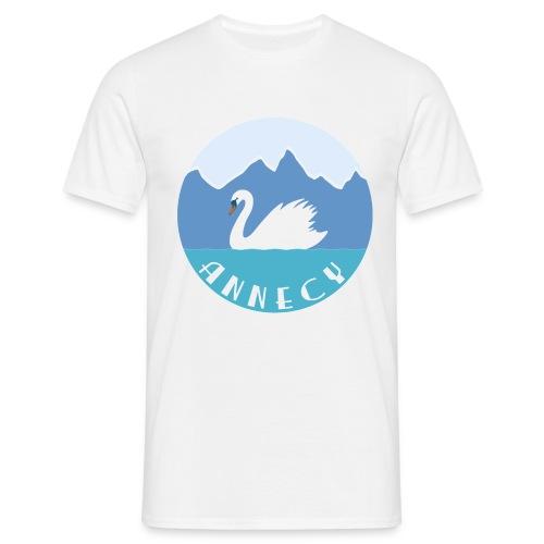 annecyviolet - T-shirt Homme