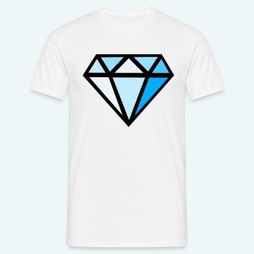 FCTimantti logo ilman tekstia - Miesten t-paita