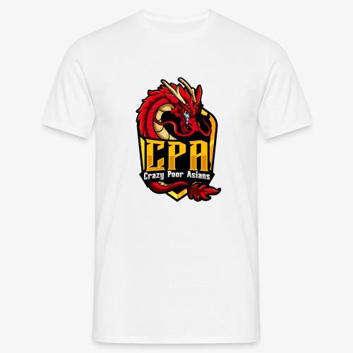 CPA Logo Neu - Männer T-Shirt