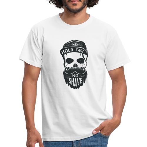 No Shave - Männer T-Shirt