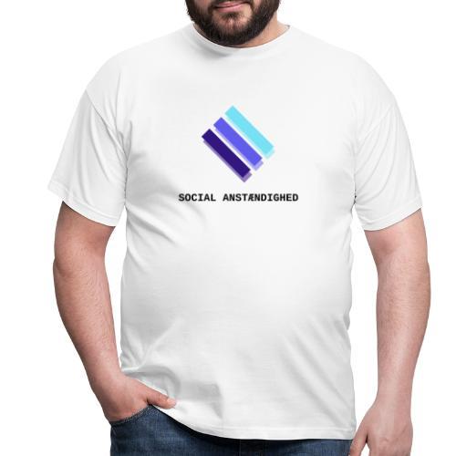 logo forening transparent - Herre-T-shirt