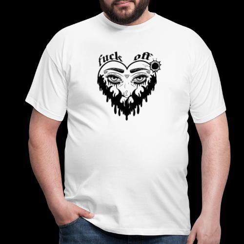 Fuck Off - T-shirt Homme