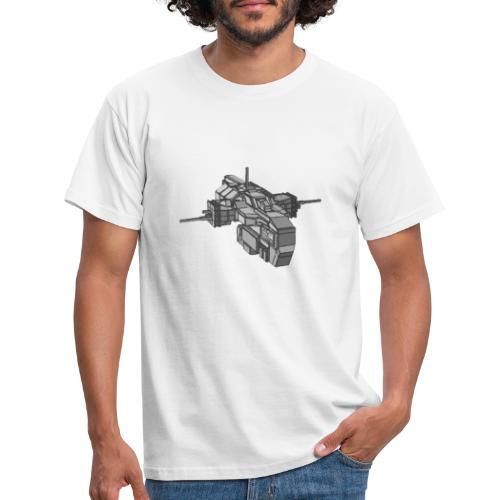 nave espacial 2 - Camiseta hombre