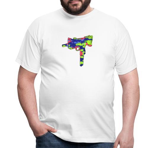 gunshot - T-shirt Homme