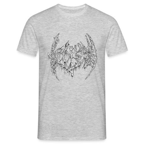 Kituva logo 2 - Miesten t-paita