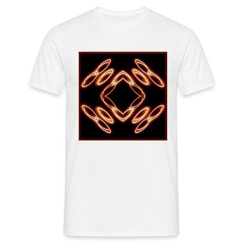 Lichtertanz #1 - Männer T-Shirt