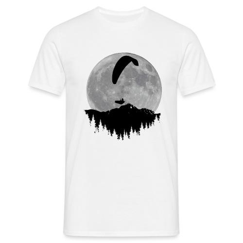Vollmond - Männer T-Shirt