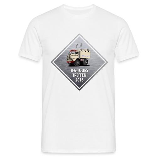 IFA Tours Treffen 2016 - Männer T-Shirt