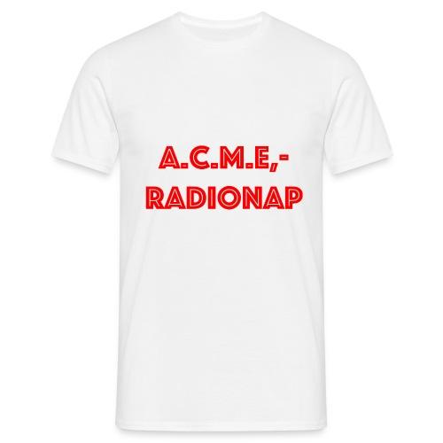acmeradionaprot - Männer T-Shirt