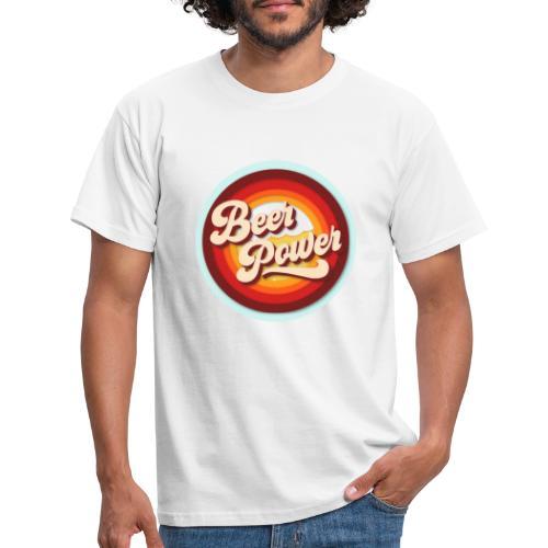 Beer Power - Männer T-Shirt