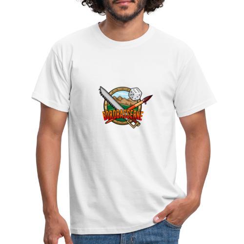 Bordbasserne - Herre-T-shirt