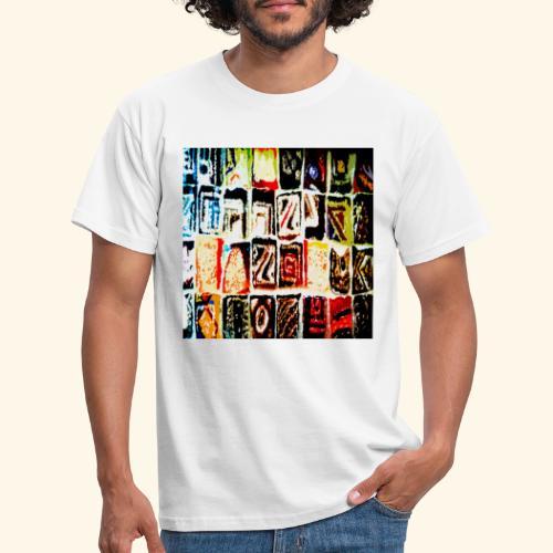 Mosaico - Maglietta da uomo