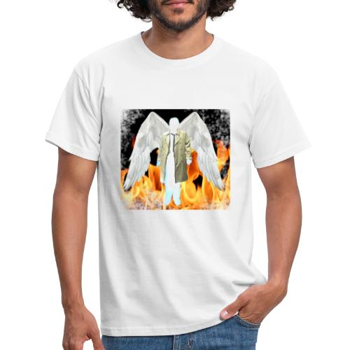 castiel - Men's T-Shirt