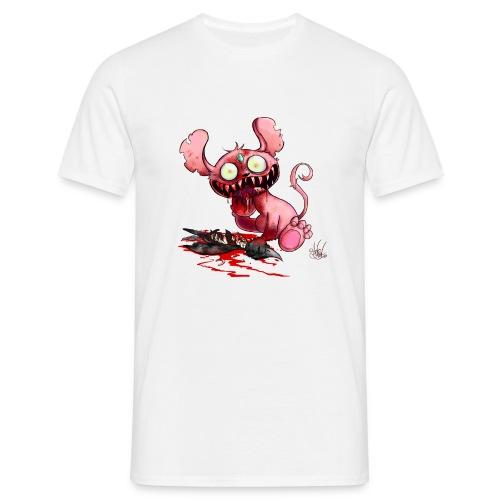 Hungry little Monster - Männer T-Shirt