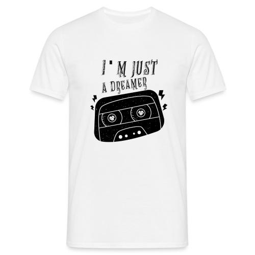 vintage rock t shirts - T-shirt Homme