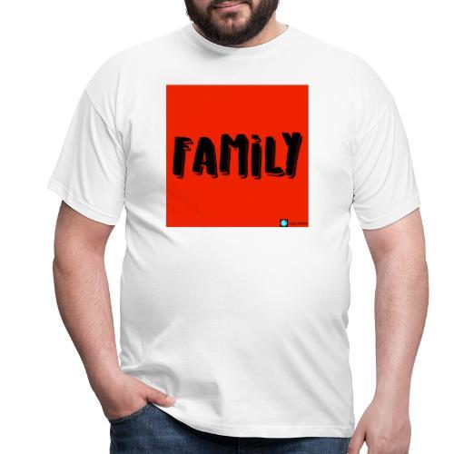 FAMILY - T-shirt herr