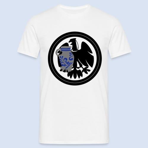 Bembel Adler - Adler Fans Frankfurt #Adlerfans - Männer T-Shirt